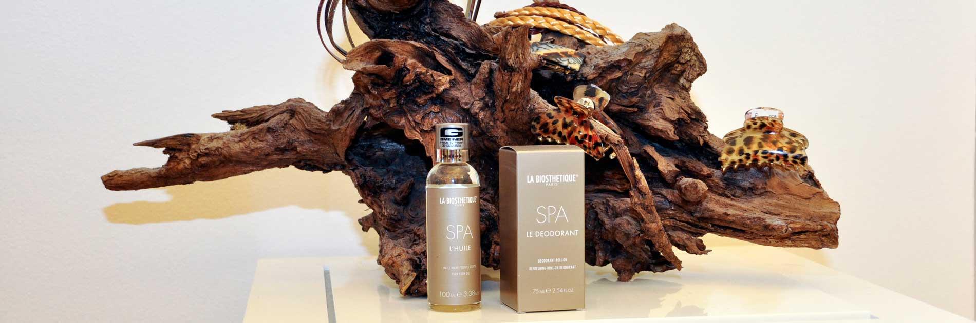 Erfrischendes Wellnessduschbad für Haut und Haar