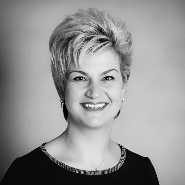 Brigitte Gamsjäger-Top Stylistin im Friseursalon Birgit Gmeiner