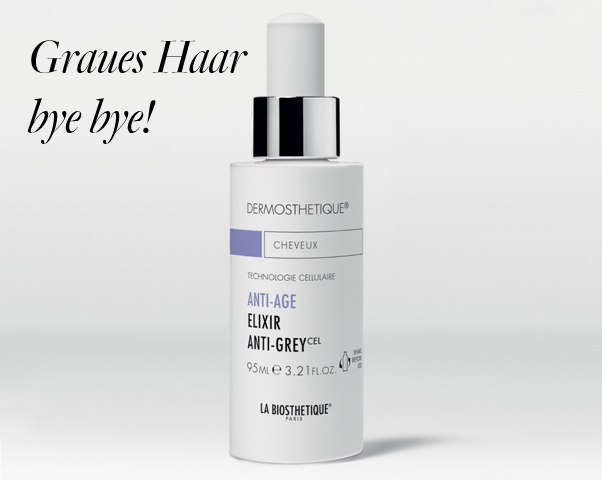 GRAUES HAAR – BYE BYE mit Elixir Anti-Grey