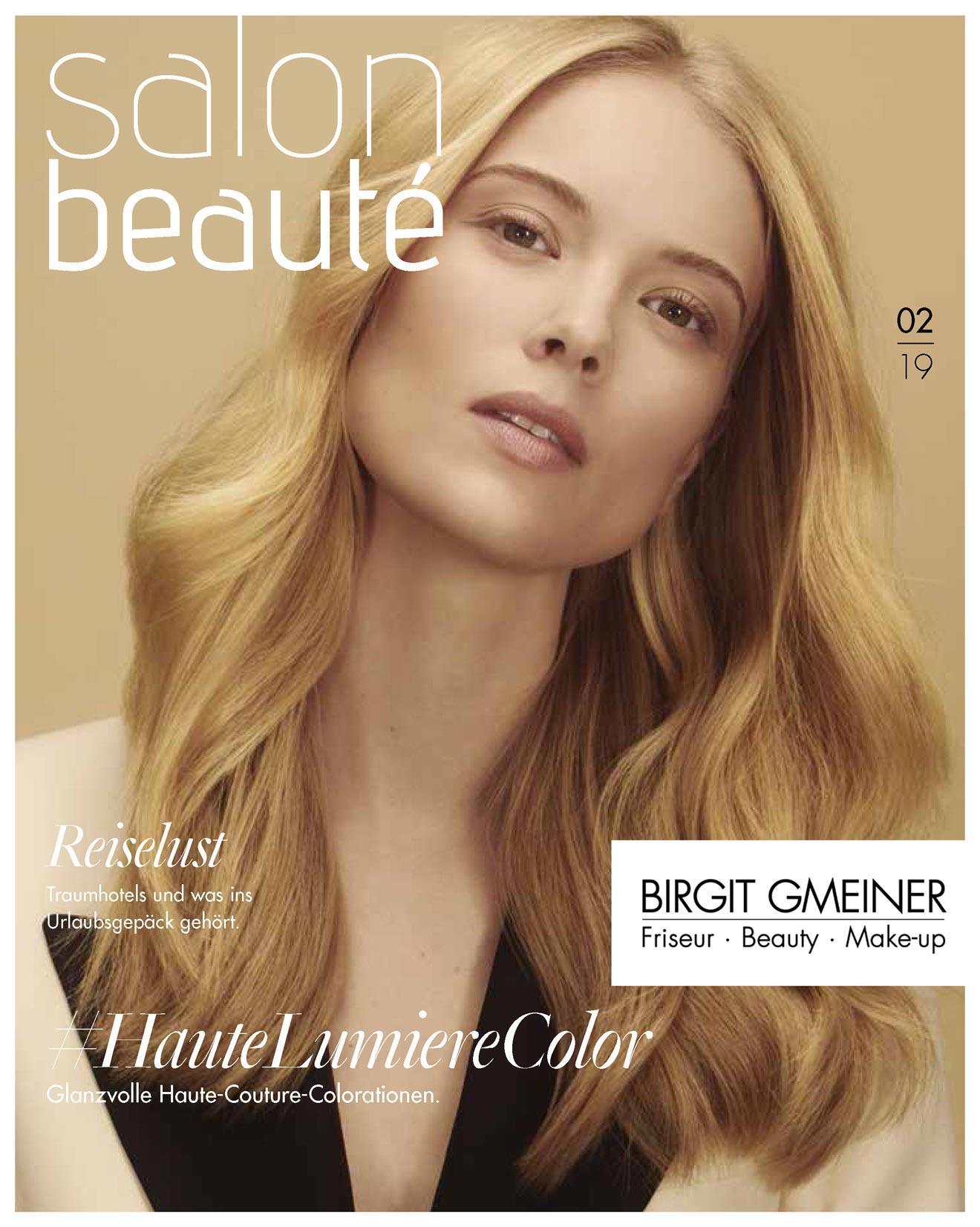 """Hier geht es zum Blättermagazin """"Salon Beaute 02 2019"""""""