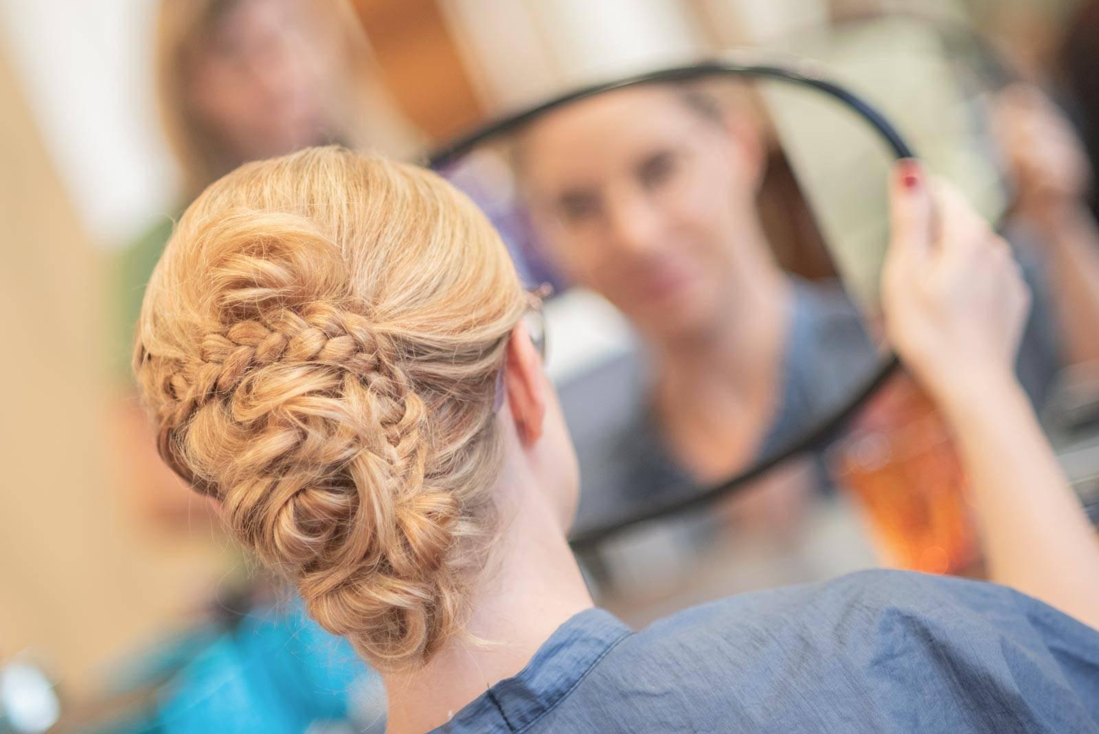 Hochzeitsservice von Friseur Birgit Gmeiner in Bad Ischl