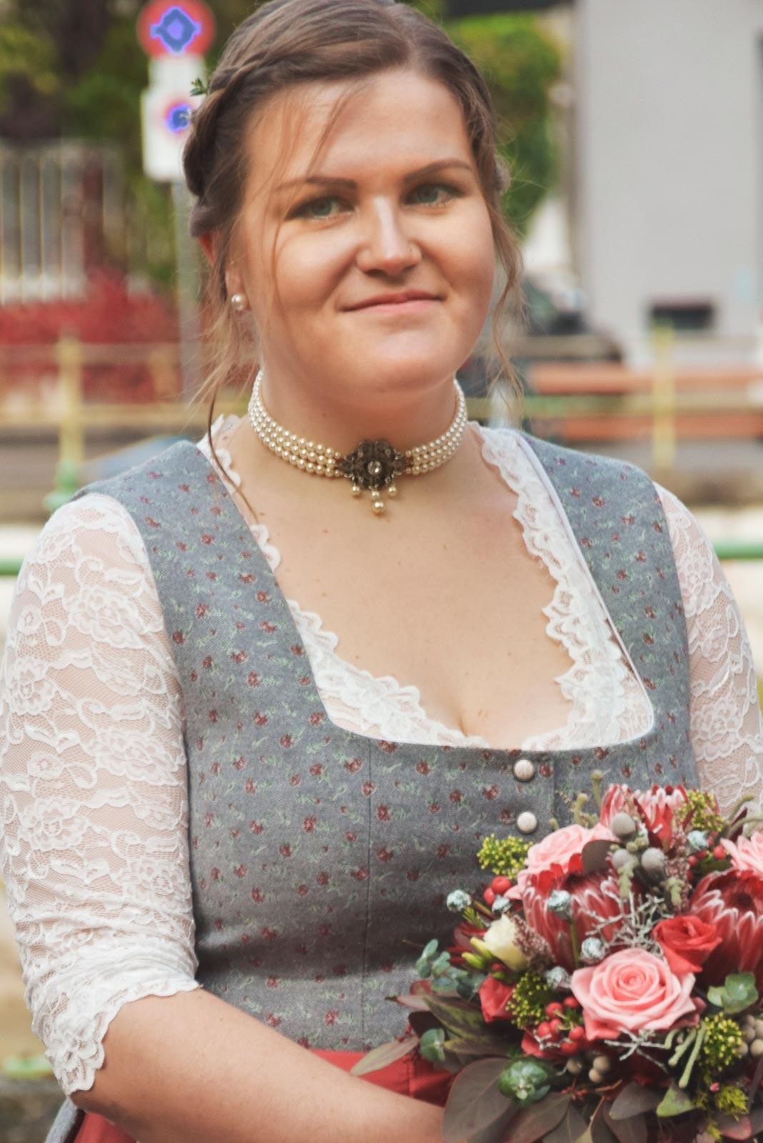Hochzeitsservice von Friseur Birgit Gmeiner im Salzkammergut