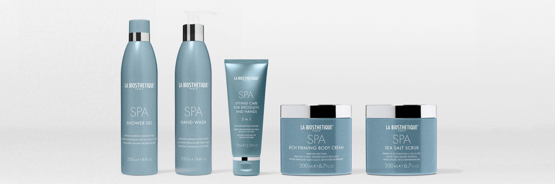 Skin Spa Actif - Produktgruppe
