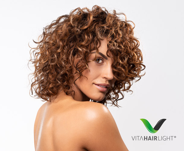 Mehr Volumen & bessere Kämmbarkeit durch VitaHairLight