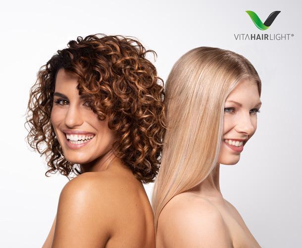 Haarfarben halten länger mit VitaHairLight
