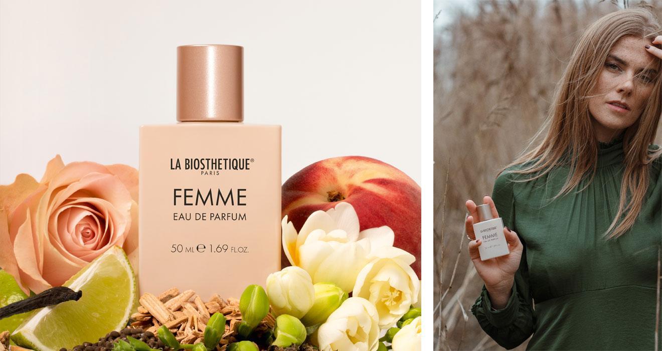 Eau de Parfum Femme - Birgit Gmeiner Bad Isch