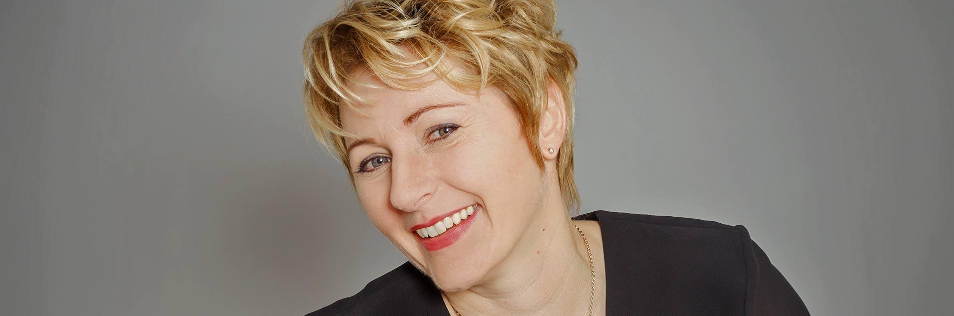 Birgit Gmeiner - Inhaberin und Friseurmeisterin