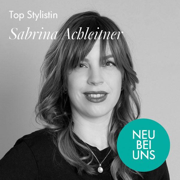Sabrina Achleitner - neu bei uns!