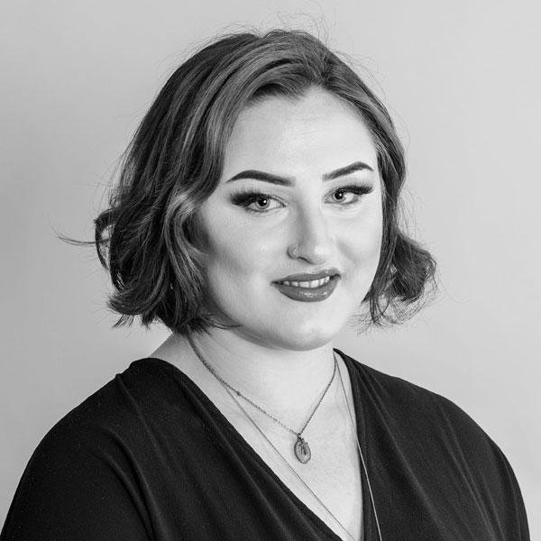 Amelie Preishuber-Stylistin im Friseursalon Birgit Gmeiner in Bad Ischl
